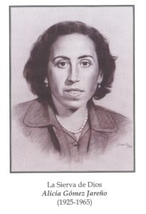 Alicia Gómez Jareño. La sierva de Dios