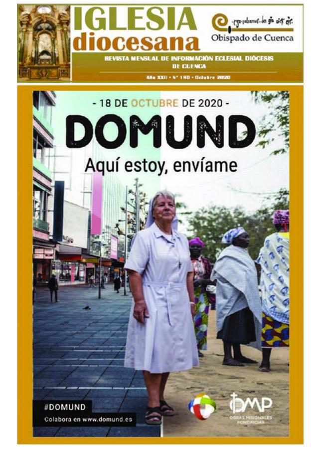 Revista Iglesia Diocesana Octubre 2020