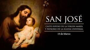 Carta de Sr. Obispo de Cuenca con motivo de la solemnidad de San José