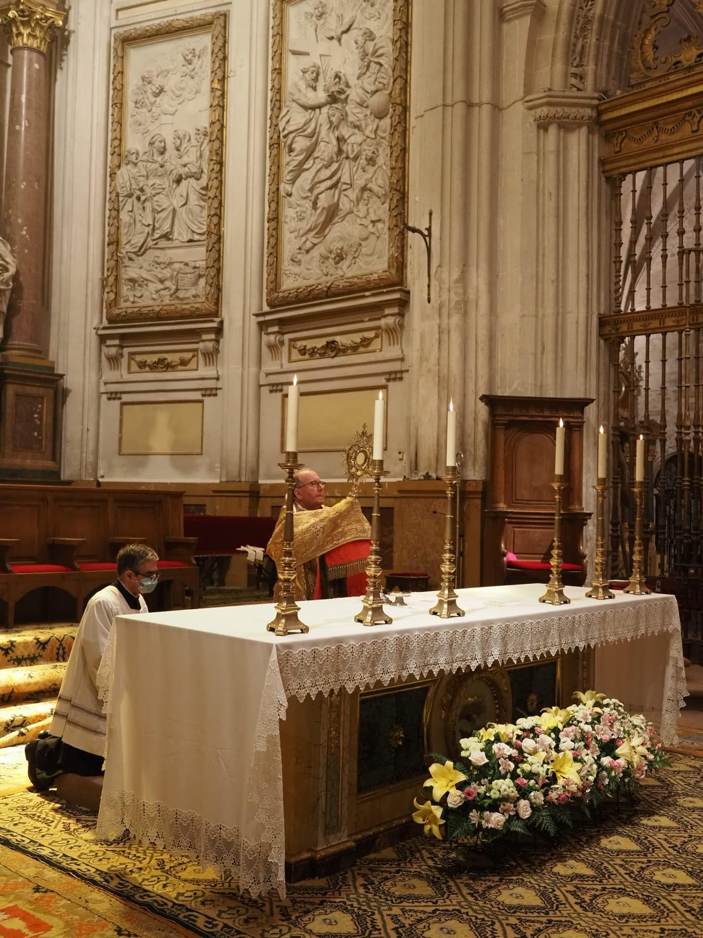 La Diócesis de Cuenca se une a la Jornada Mundial de Oración por la Santidad Sacerdotal