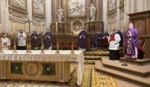 Homilía del Sr. Obispo en el funeral por los sacerdotes fallecidos a causa del coronavirus