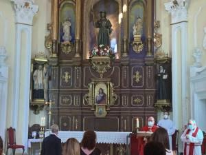 Homilía del Sr. Obispo en la solemnidad de Santiago el Mayor