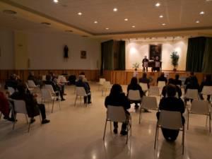 Apertura del Curso Académico de la Escuela Diocesana de Ciencias Religiosas 2020-2021
