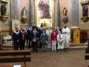 X Aniversario de la Refundación de la Hermandad de San Gregorio Nacianceno en Pozorrubio de Santiago