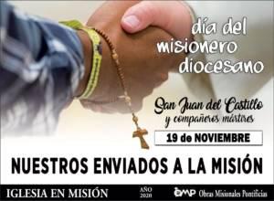 Testimonios de misioneros conquenses en el Día del Misionero Diocesano