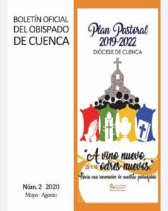 Boletín Oficial del Obispado de Mayo-Agosto 2020