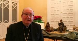 Video mensaje de Navidad 2020 del Obispo de Cuenca, Monseñor José María Yanguas