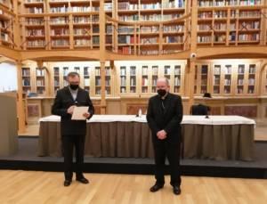 El Sr. Obispo felicita la Navidad a la iglesia diocesana de Cuenca