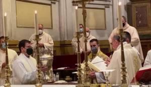Homilía del Sr. Obispo en la Misa Crismal del Miércoles Santo