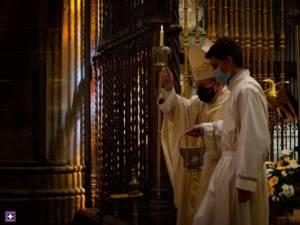 Homilía de Monseñor José María Yanguas en la Pascua de Resurrección