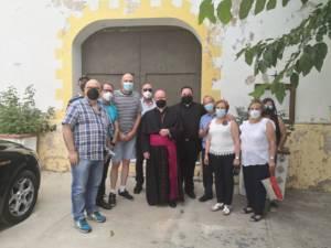 Visita Pastoral del Sr. Obispo a Víllora y Narboneta