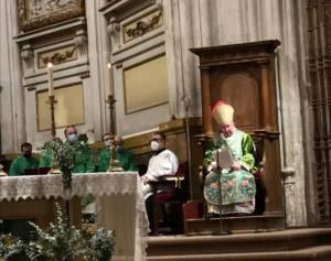 Homilía del Sr. Obispo en la Misa de inicio de la fase diocesana del Sínodo de los Obispos