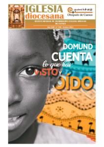 Revista Iglesia Diocesana Octubre 2021