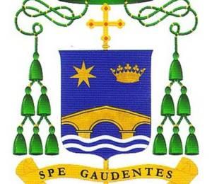 escudo obispo cuenca